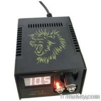 lion design LCD Digital Tattoo Power Supply Machine