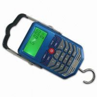 Digital Hanging Luggage Scale, Weighing Balance with Price-Count scale