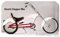 BTS-01 Electric chopper bike