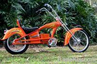 BTS-02 Electric chopper bike
