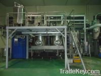 Used Juice fruit extractor and filling machine