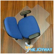 PVC office chair mat