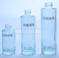 lotion glass bottle