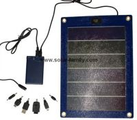Flexible Solar Charging System For Bags
