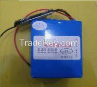 36V 12AH lifepo4 lithium iron phosphate battery