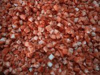 Frozen Strawberry Dice