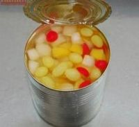 New Crop Canned Mixed Fruit