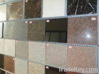 building material--granite floor tiles, slabs
