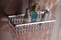 """factory outlets"" QJ8007A-1 Stainless steel bathroom shelves"