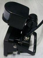 10W LED Floodlight with PIR Motion Sensor, led light bulb with sensor, 85V-265V led flood light 10w