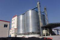 Grain steel silo 1000t