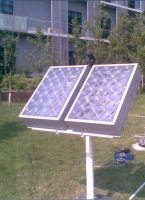 mini automatic solar tracking system (Improve power egergy up to 45%)