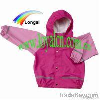 children rain jacket