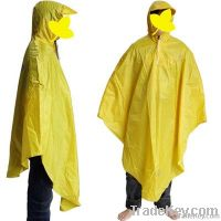 good quality waterproof rain poncho