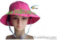 fashional waterproof rain hat&rain cap