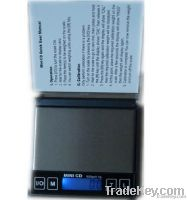 pocket scale PS1805