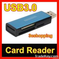 USB 3.0 Multi Memory Card Reader