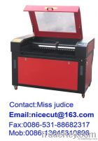 laser machine NC-C6090 for cutting and engraving