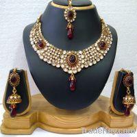 antique vintage trendy fashion necklace jewellery