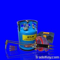 Oxy-gasoline Cutting Torch Package Non-pressure cutting torch package