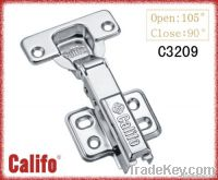 Hydraulic soft closing hinge 35mm cup