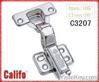 Hydraulic soft closing hinge 35mm cup