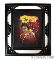 chinese character frame