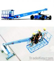 Self Propelled Straight Arm Lift Table