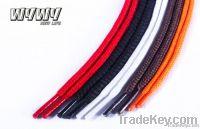 Round shoe laces