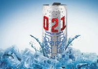 021 Energy drink from Europe
