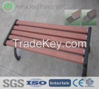 wpc garden chair/bench