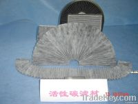 Activated Carbon Auto Air Filter