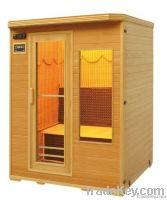 Two people  type far infrared sauna