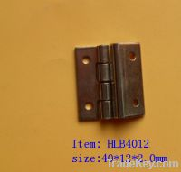 bended small hinge