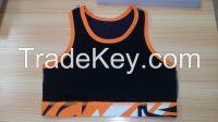 2013 new custom design cheerleading uniform , training set