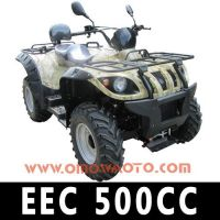 EEC 500cc 4x4 ATV Quad Bike