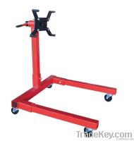 Hydraulic shop crane/engine stand