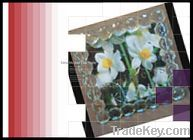 Photo Frame For Home Fecoration:Glass Crystal  Frame