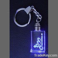 Fashion Key Chain, Crystal Key Chain