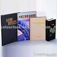 Chinese hardcover book printing
