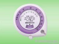 Novelty Mini BMI ruler