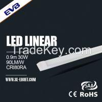 30W LED Linear light, LED batten light
