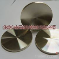 High purity metal sputtering target material