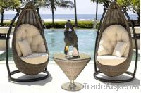Nice Rattan hanging chair PR-001