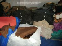 Goat Crust Leather - Stock lot
