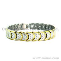 Delicate Leisure Stainless steel Bracelet with Magnetic(OSB-768)