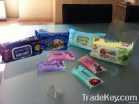 Paksel Wet Wipes Group