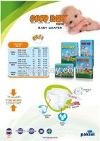 Super Absorbtion Core Baby Diapers - Good Baby Dry Fit