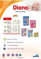 Economic Grade Baby Diaper - Diana Baby Diaper