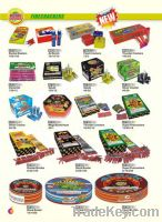 0342/303/712/T714/W024 fireworks and firecrackers